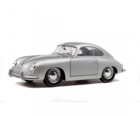 1:18 Porsche 356 pre-A, silver
