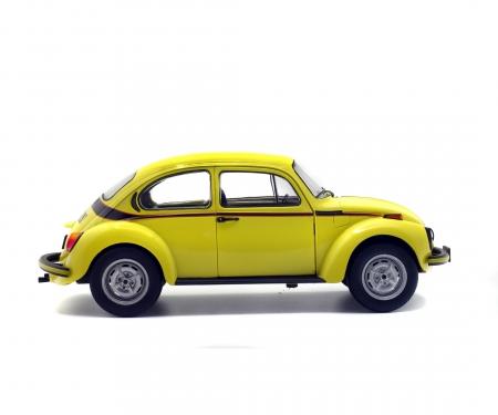 1:18 VW Beetle Sport, yellow