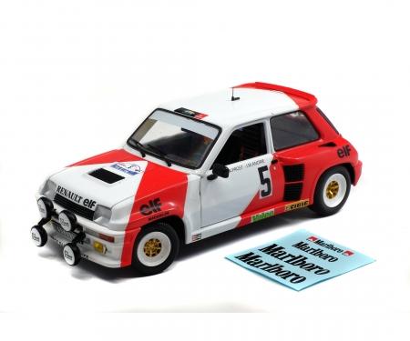 1:18 Renault 5 Turbo #5 Prost