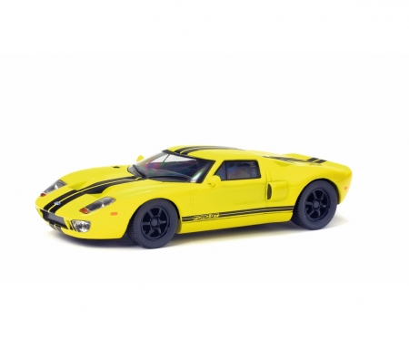 1:43 Ford GT40, yellow, 2008