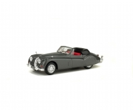 1:43 Jaguar XK 140, grey, 1956