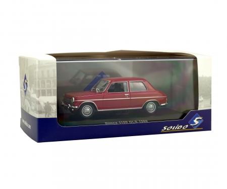 1:43 Simca 1100 GLS, red, 1969
