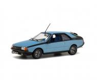 1:43 Renault Fuego, blue, 1982
