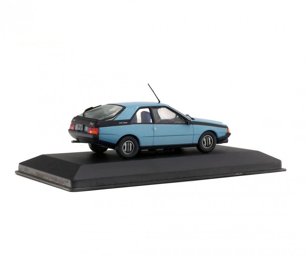 OttO: 1982 Renault Fuego GTX 2 Litres - Light Blue (OT586 ... |Blue Renault Fuego
