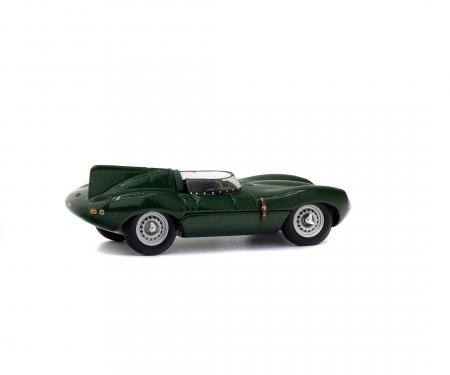 1:43 Jaguar D-Type, British Racing Green, 1952