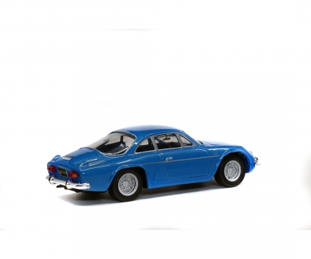 1:43 Alpine A110, blue, 1973
