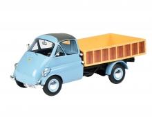 Isocarro pick-up, light blue 1:18
