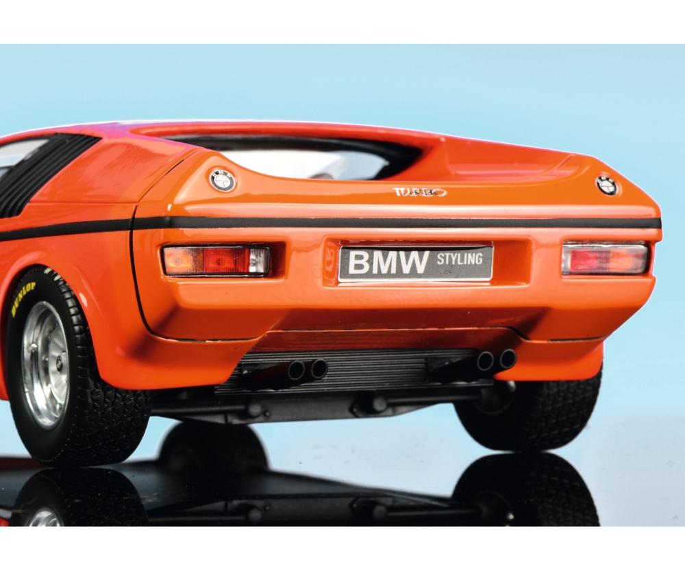 bmw turbo x1 e25 1972 orange 1 18 pro r 18 car models schuco models. Black Bedroom Furniture Sets. Home Design Ideas