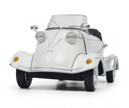 """FMR TG 500 Roadster """"Tiger"""", white, 1:18"""