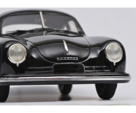 Porsche 356 Gmünd Coupé, black, 1:18