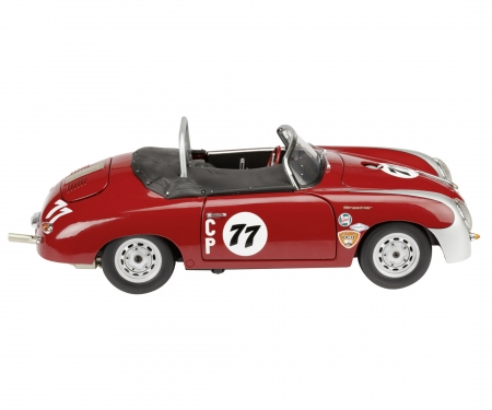 """Porsche 356A Speedster #77 """"Bruce Jennings"""", 1:18"""