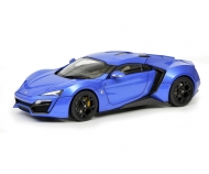 Lykan Hypersport, blau, 1:18