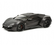 Lykan Hypersport, grey, 1:18