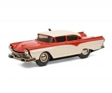 Micro Racer Fairlane, rot-beige