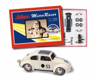 "Micro Racer ""VW Käfer #53"" construction kit, beige"