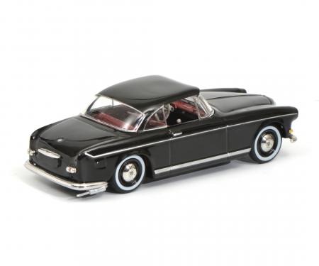 BMW 503 with Hardtop, black, 1:43