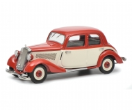 Mercedes-Benz 170 V Limousine, red white, 1:43