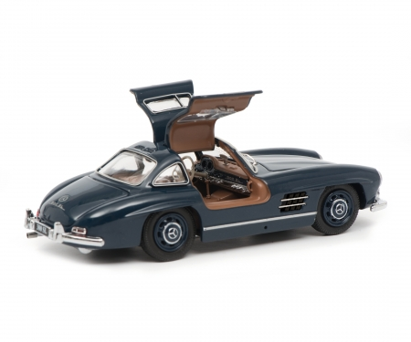 mercedes benz 300 sl coup blau 1 43 edition 1 43 pkw. Black Bedroom Furniture Sets. Home Design Ideas