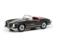 Mercedes-Benz 300SL Roadster, black 1:43