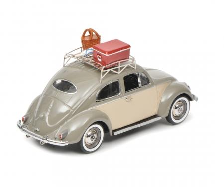 vw k fer ovali picknick grau beige 1 43 pkw modelle. Black Bedroom Furniture Sets. Home Design Ideas
