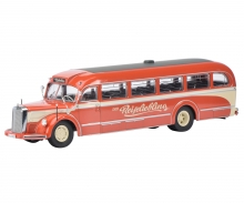 "Mercedes-Benz O6600 ""Reiseliebling"" 1:43"