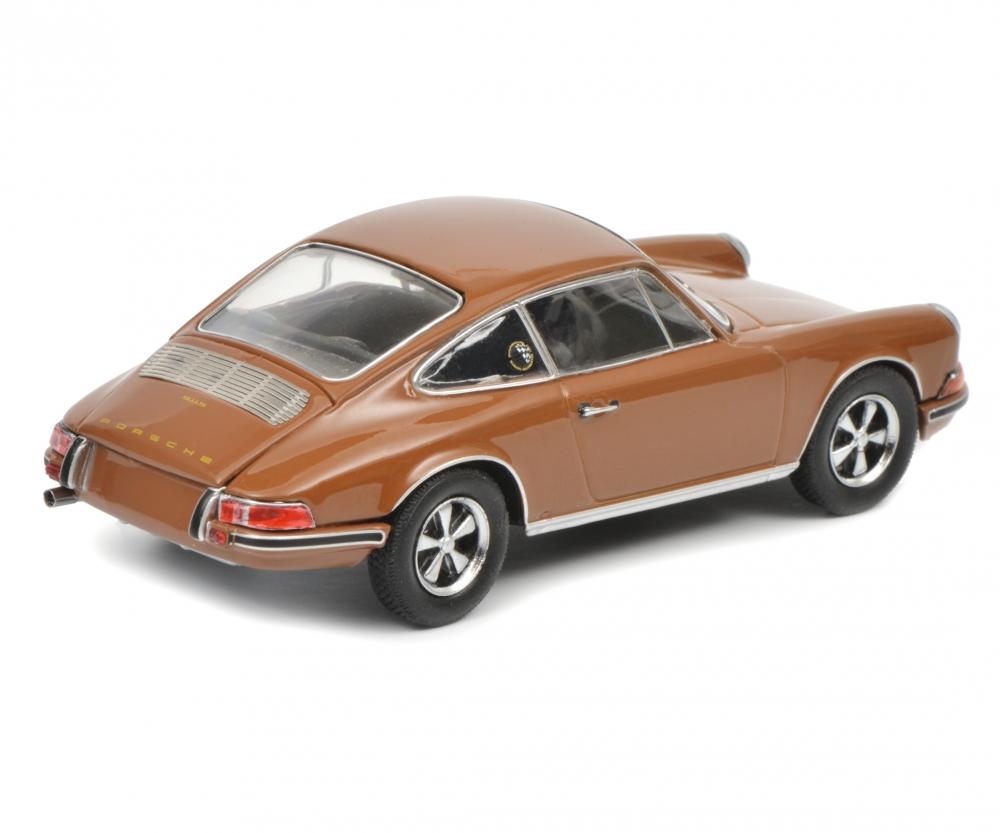 porsche 911 s sepiabraun 1 43 pkw modelle schuco. Black Bedroom Furniture Sets. Home Design Ideas