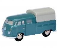 Piccolo VW T1 twin cabin blue
