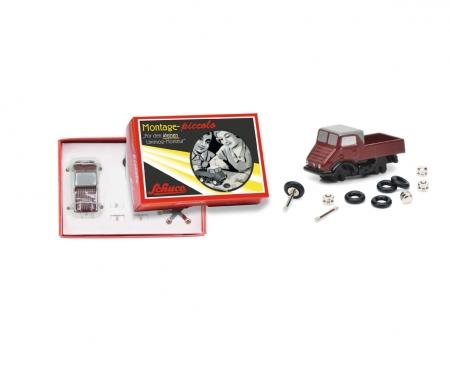 """Der kleine Unimog-Monteur"" Piccolo construction kit Mercedes-Benz U 401"