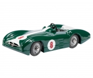 Studio III #8, british racing green