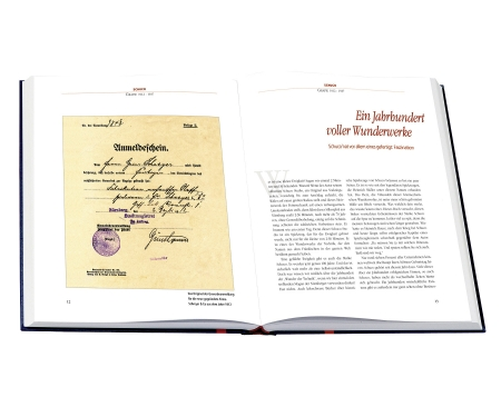 """Book """"The Schuco-Saga - 100 Years replete of Marvels"""" by Andreas A. Berse, english"""