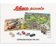 Piccolo collector´s catalogue 1994-2015, soft cover