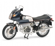 BMW R 100 RS, blue-silver metallic