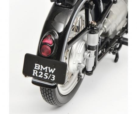BMW R25/3 with single seat, black, 1:10