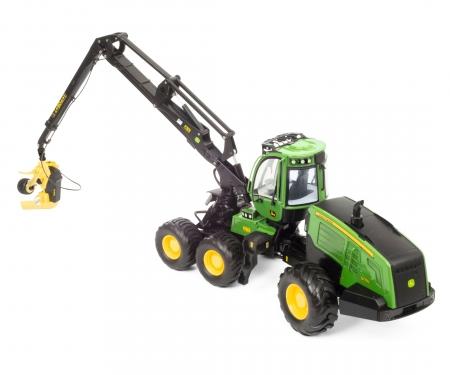John Deere Harvester 1270G 6W, green
