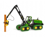 John Deere 1270G 8W with trunk, 1:32