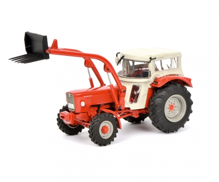 Güldner G60A with roof and front loader 1:32