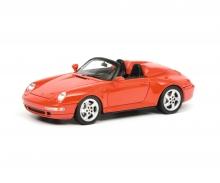 Porsche 911 (993) Speedster, rot 1:43