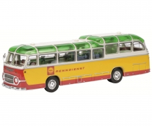 "Auwärter ""Shell Renndienst"" Bus, 1:43"