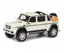 Mercedes-Maybach G650 Landaulet, white, 1:43