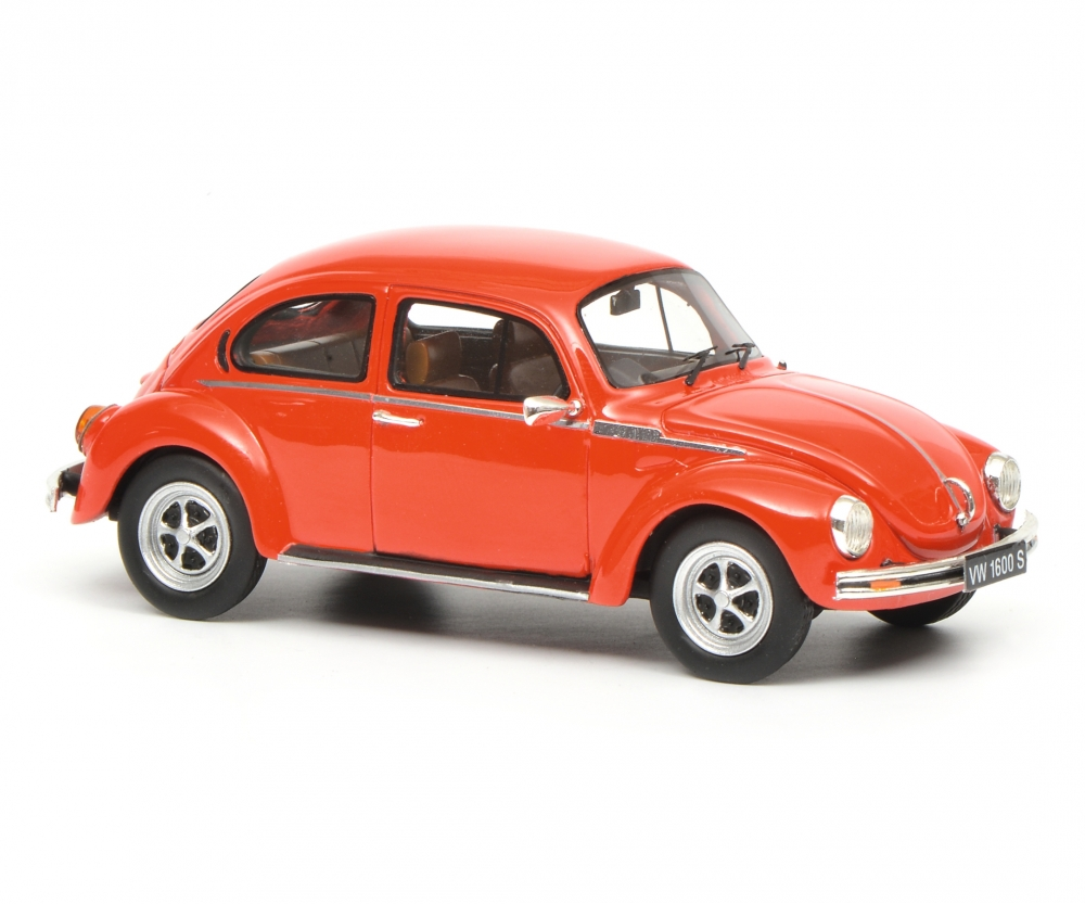 vw k fer 1600 s super bug rot 1 43 pro r 43 pkw. Black Bedroom Furniture Sets. Home Design Ideas