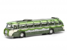 Magirus Deutz O 6500 WM 1954, beige green, 1:43