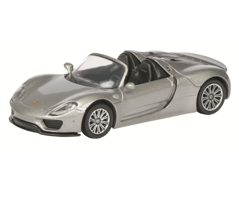 porsche 918 spyder silver 1 64 edition 1 64 car models schuco models. Black Bedroom Furniture Sets. Home Design Ideas