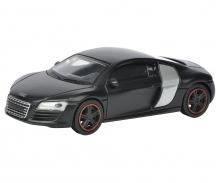 Audi R8 Coupé, concept black 1:64