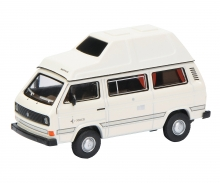 "VW T3 ""Joker"" with high roof, white 1:64"