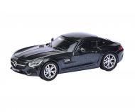 MB AMG GT S, black 1:87