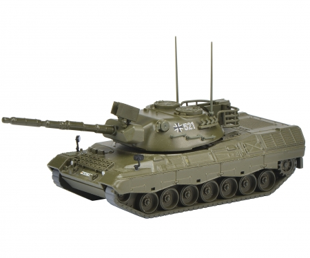 "Leopard 1A1 infantry combat vehicle ""Bundeswehr"", green 1:87"