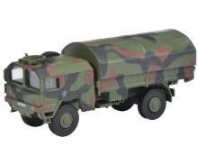 """MAN 5t GL truck """"Bundeswehr"""", camouflaged 1:87"""