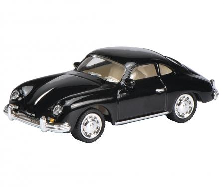 Porsche 356A Coupé, black 1:87