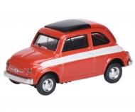 "Fiat 500 ""Rallye"", red 1:87"