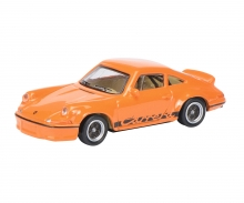 Porsche 911 2.7 RS, blood orange 1:87